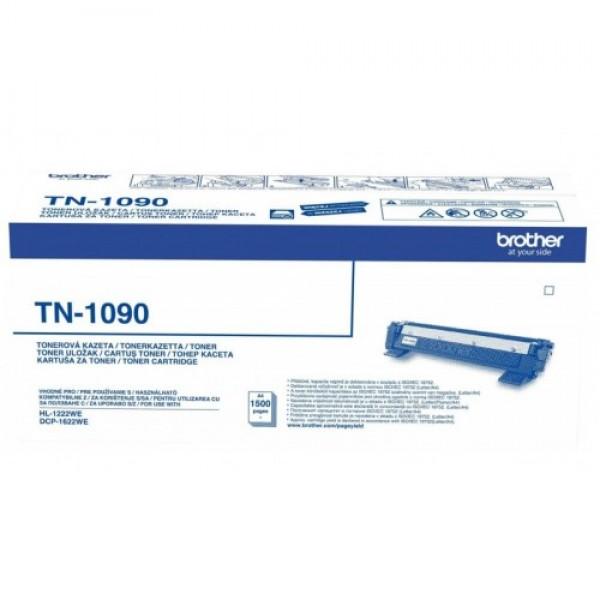 Зареждане на тонер касета Brother TN 1090
