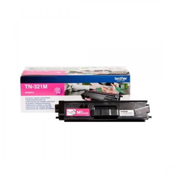 Зареждане на тонер касета Brother TN-321M