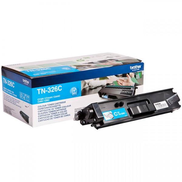 Тонер касета   Brother TN-326C