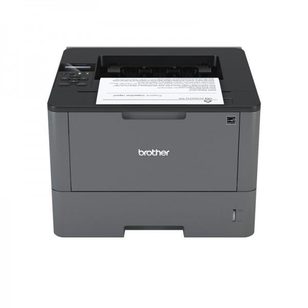 Лазерен монохромен принтер  Brother HL-L5000D