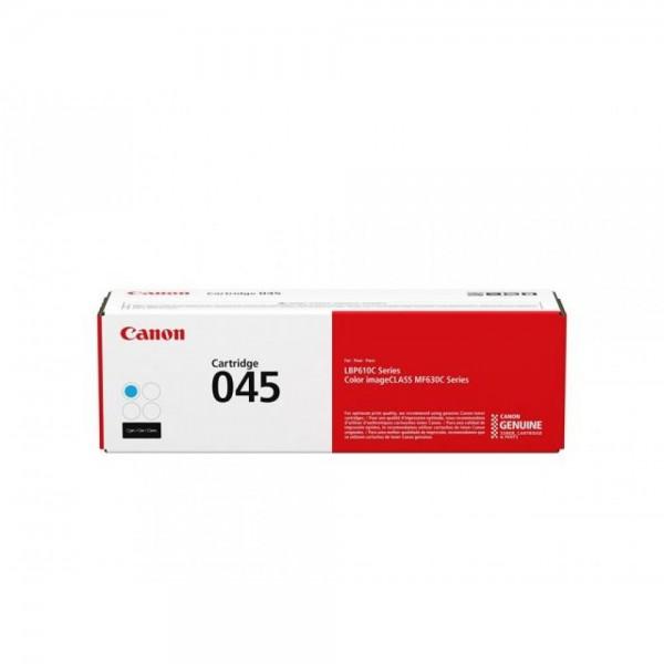 Зареждане на тонер касета Canon CRG-045 C