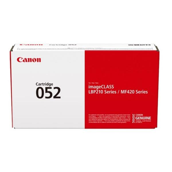 Зареждане на тонер касета Canon CRG-052