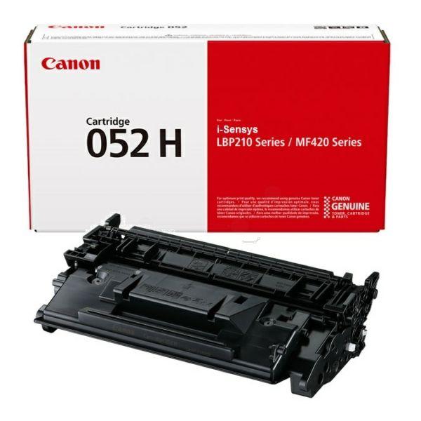 Зареждане на тонер касета Canon CRG-052H