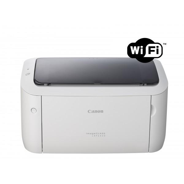 Лазерен монохромен принтер Canon i-SENSYS LBP6030W