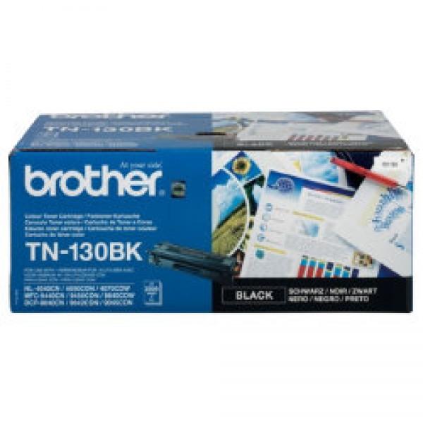 Зареждане на тонер касета Brother TN-130BK