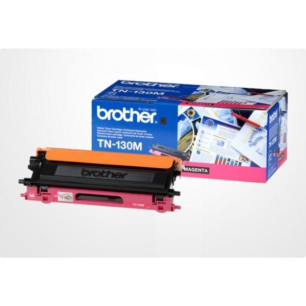 Зареждане на тонер касета Brother TN-130M