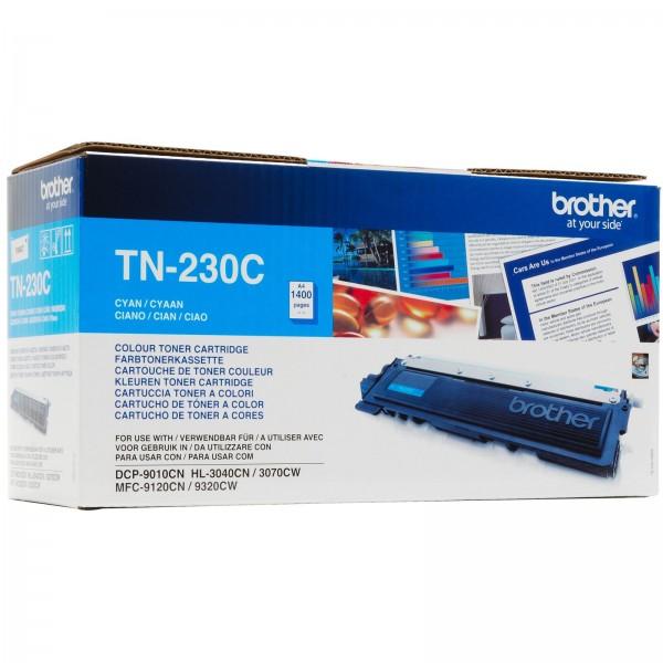 Зареждане на тонер касета Brother TN-230C