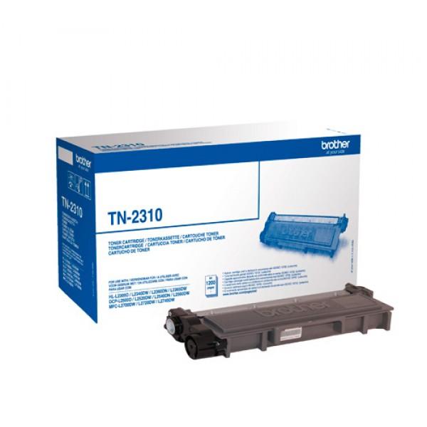 Зареждане на тонер касета  Brother TN-2310