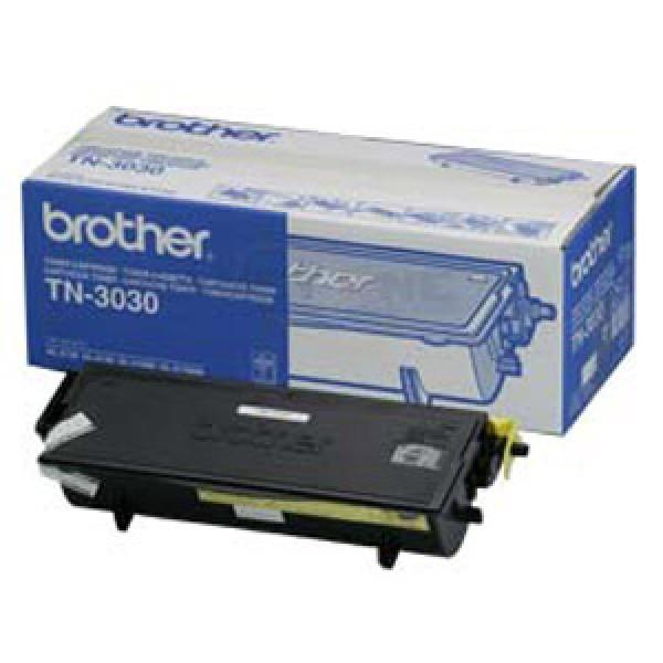 Зареждане на тонер касета  Brother TN-3030