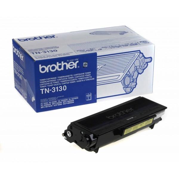 Зареждане на тонер касета Brother TN-3130