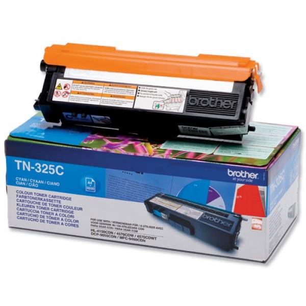 Зареждане на тонер касета  Brother TN-325C