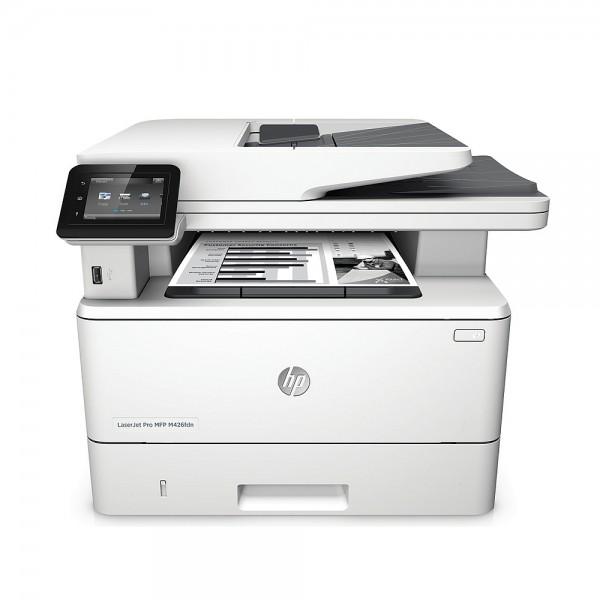 Монохромно мултифункционално устройство  HP LaserJet Pro MFP M426fdn