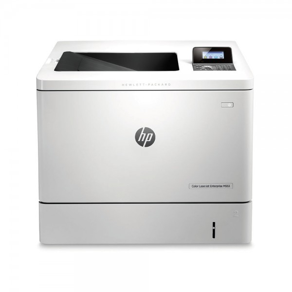 Лазерен цветен принтер  HP Color LaserJet Enterprise M552dn