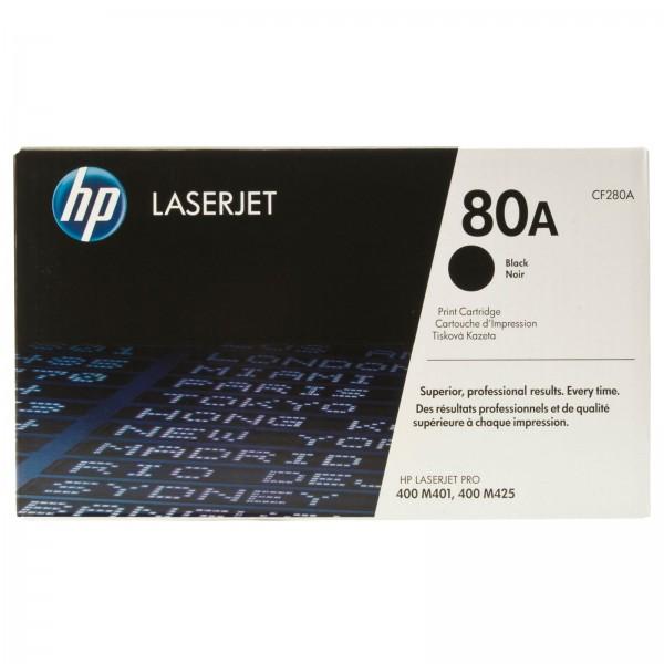 Зареждане на тонер касета HP CF280A