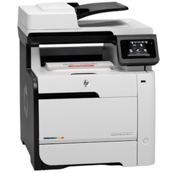 Цветно мултифункционално устройство  HP Color LaserJet Pro MFP M476nw