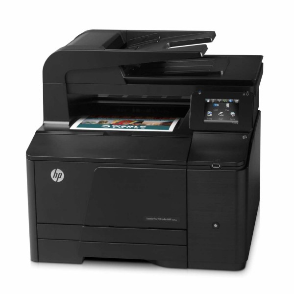 Цветно мултифункционално устройство  HP LaserJet Pro 200 color MFP M276n
