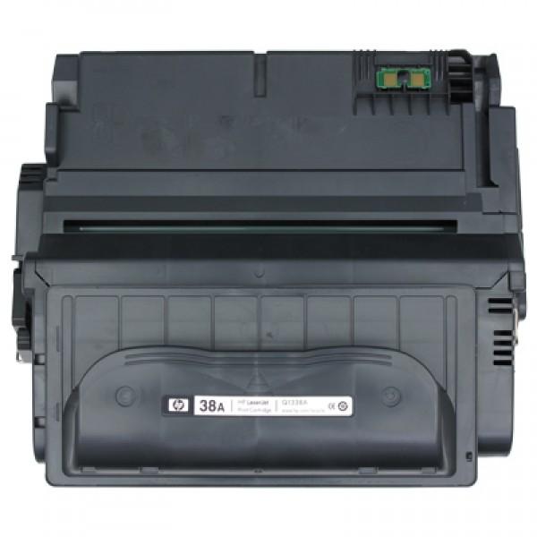 Зареждане на тонер касета HP Q1338A