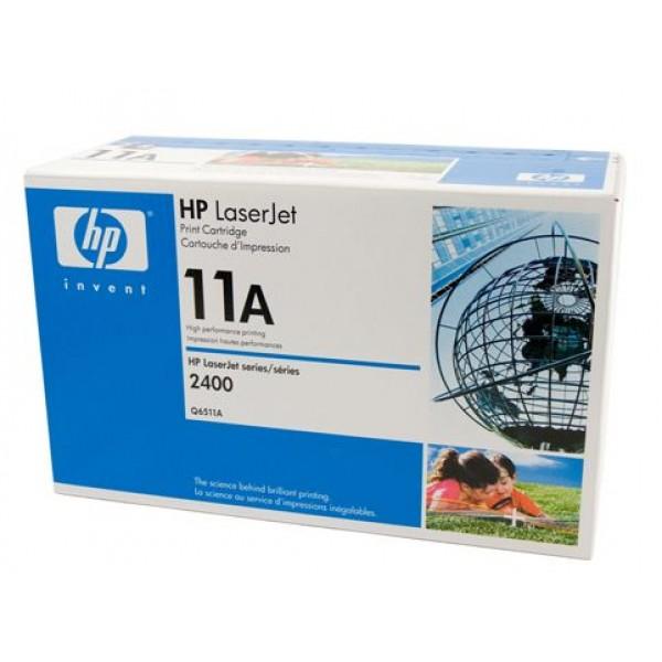 Зареждане на тонер касета HP Q6511A