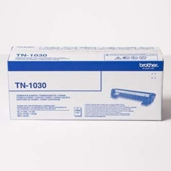 Зареждане на тонер касета Brother TN-1030