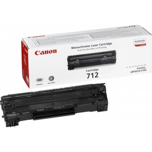 Тонер касета  Canon CRG-712