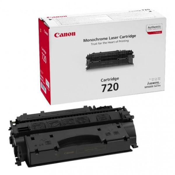 Тонер касета Canon CRG-720