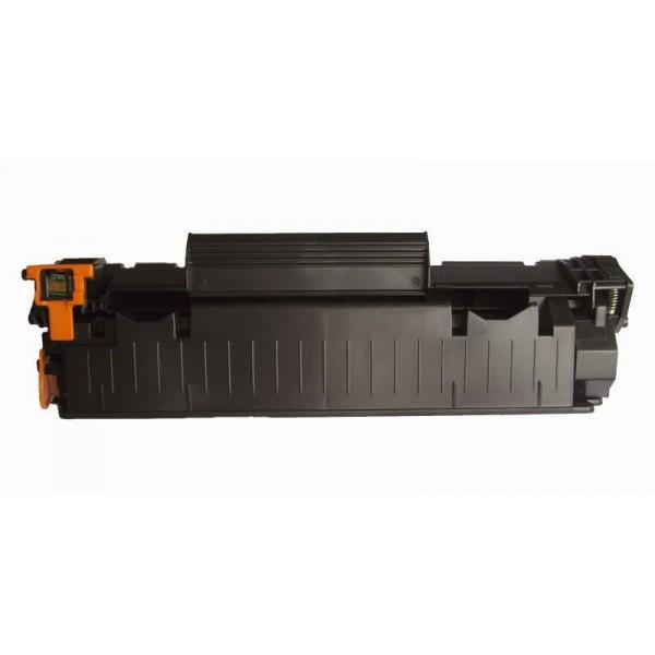 Зареждане на тонер касета  Canon CRG726