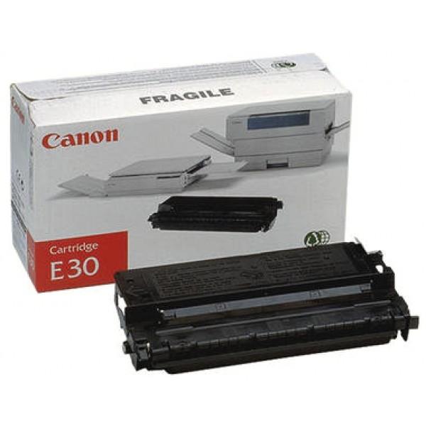 Зареждане на тонер касета  Canon E30 Cartridge