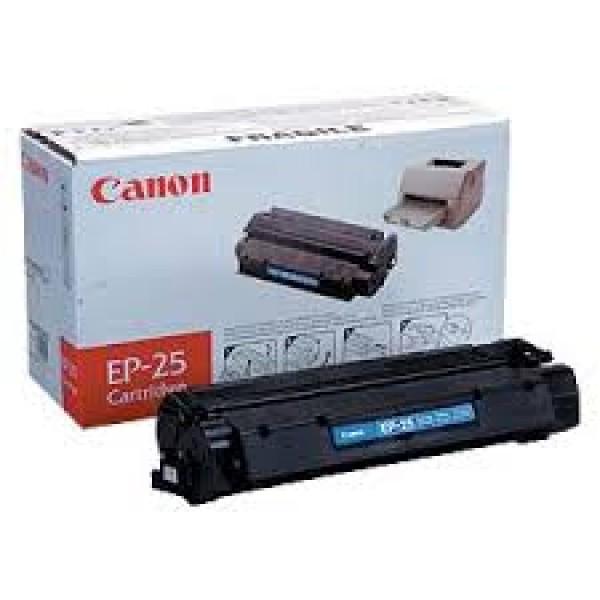 Зареждане на тонер касета  Canon EP-25