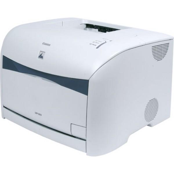 Рециклиран цветен лазерен принтер Canon LBP 5200