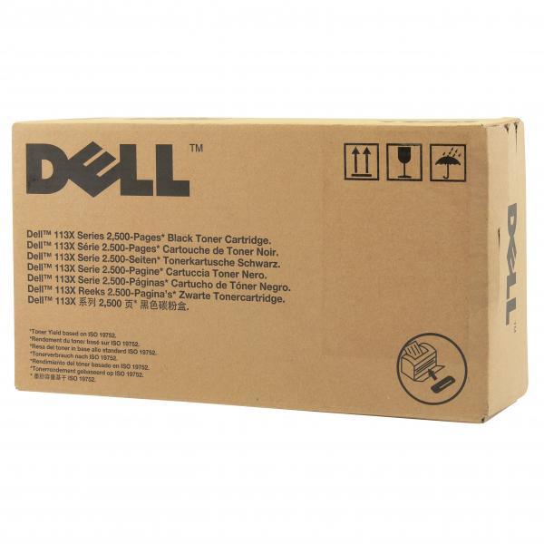 Зареждане на тонер касета  Dell 1130/1130n/1133/1135n High Cap. Black- 593-10961