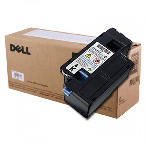 Зареждане на тонер касета Dell 1250c & 1350cnw & 1355cn/cnw High Capacity Black - 593-11016