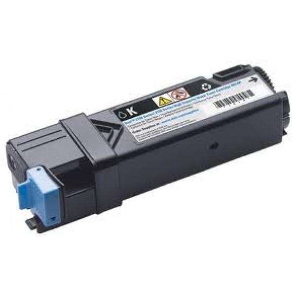 Зареждане на тонер касета Dell 2150cn/cdn & 2155cn/cdn High Capacity Black - 593-11040