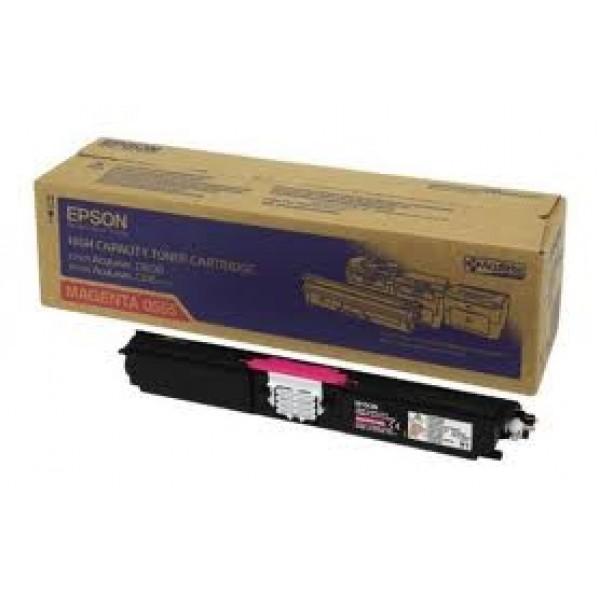 Зареждане на тонер касета Epson Aculaser C1600/ CX16 Magenta -  C13S050555