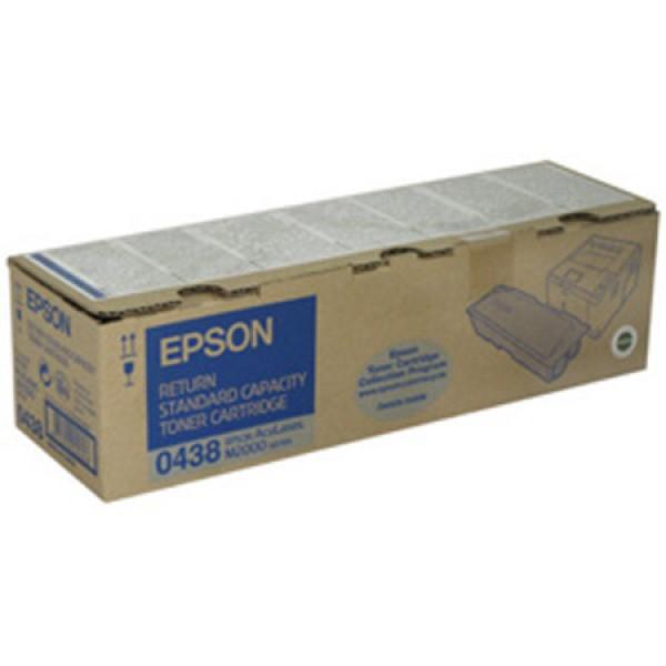 Зареждане на тонер касета Epson  M2000 Series -  C13S050438