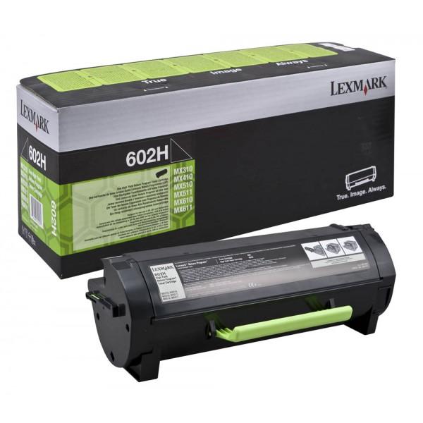 Зареждане на тонер касета Lexmark  60F2H00
