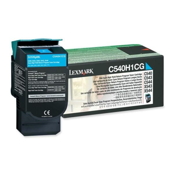Тонер касета Lexmark C540/C543/C544/X543/X544 -  C540H1CG
