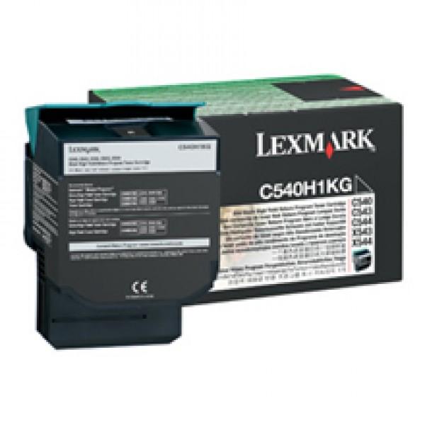 Тонер касета Lexmark C540/C543/C544/X543/X544 - C540H1KG