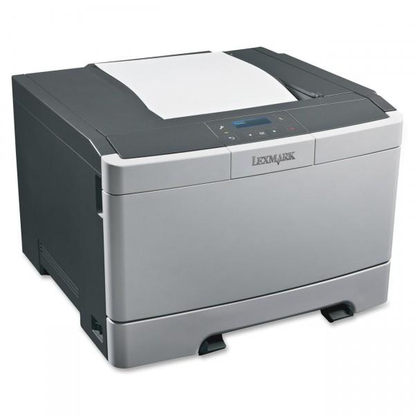 Лазерен цветен принтер  Lexmark CS310dn