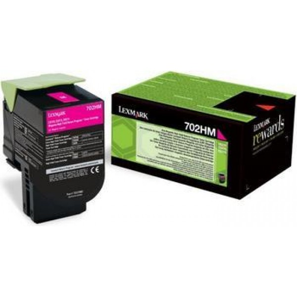 Зареждане на тонер касета Lexmark CS310n/CS410dn/CS410n/CS510de - 70C2HM0