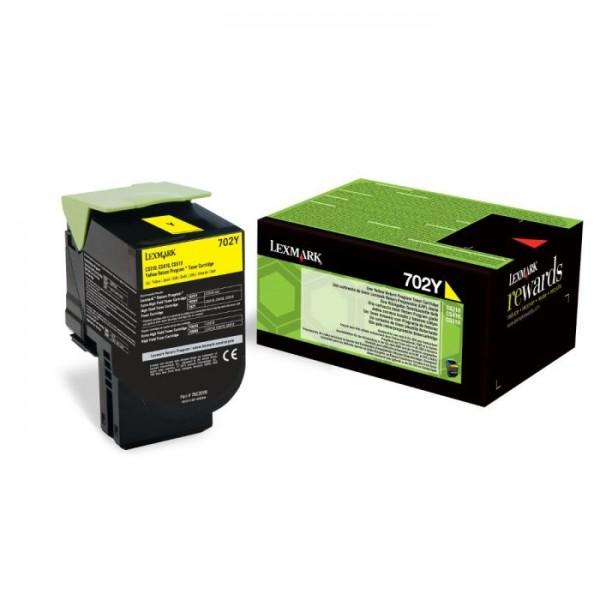 Зареждане на тонер касета Lexmark CS310n/CS410dn/CS510de - 70C2HY0