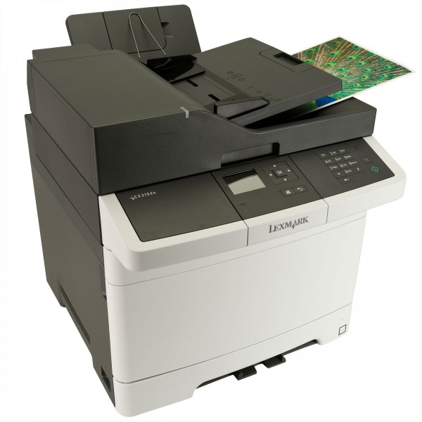 Цветно мултифункционално устройство  Lexmark CX310dn Color