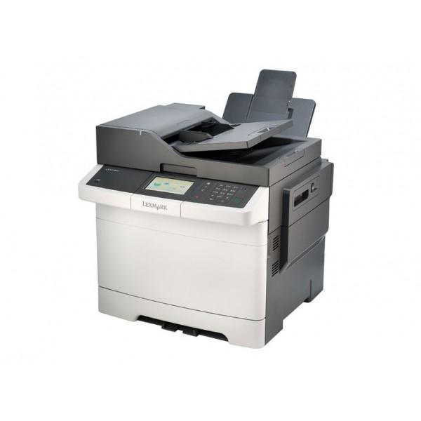 Цветно мултифункционално устройство  Lexmark CX410de Color