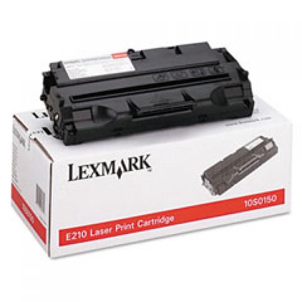 Зареждане на тонер касета Lexmark E210 - 10S0150