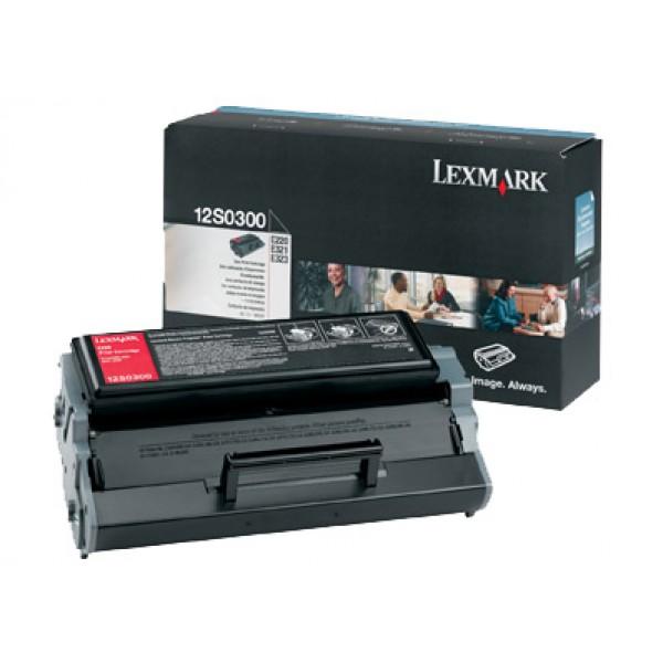 Зареждане на тонер касета Lexmark E220 - 12S0400
