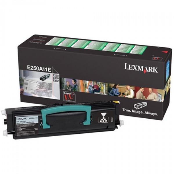 Зареждане на тонер касета Lexmark E250A11E - E250 / E350 / E352