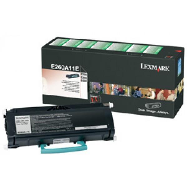 Тонер касета Lexmark E260/E360/E460  - E260A11E