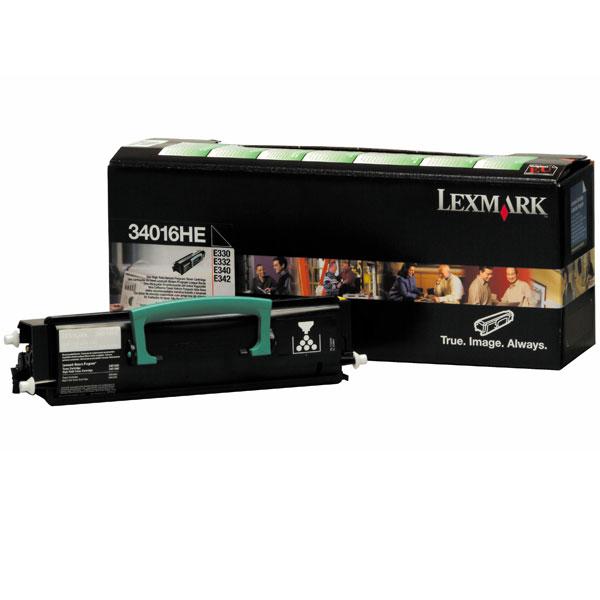 Зареждане на тонер касета Lexmark E330/E340 - 34016HE