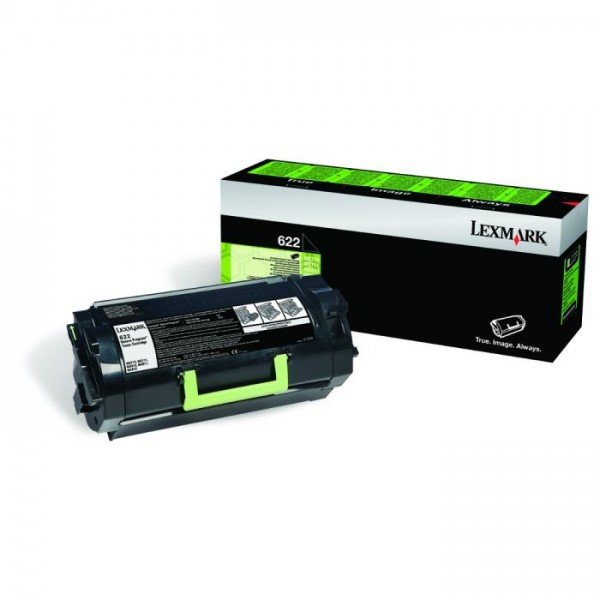 Зареждане на тонер касета Lexmark MX710de/MX711de/MX810dfe/MX811dfe/MX812dfe - 62D2000
