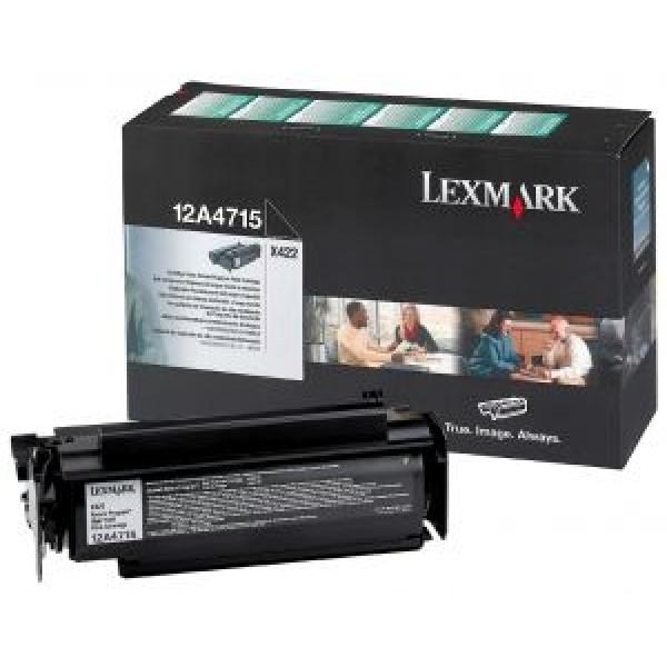 Тонер касета Lexmark  X422 -12A4715
