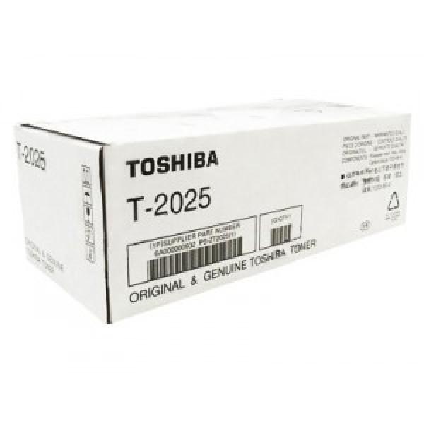 Зареждане на тонер касета  Toshiba T-2025